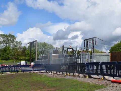 Bredbury Substation
